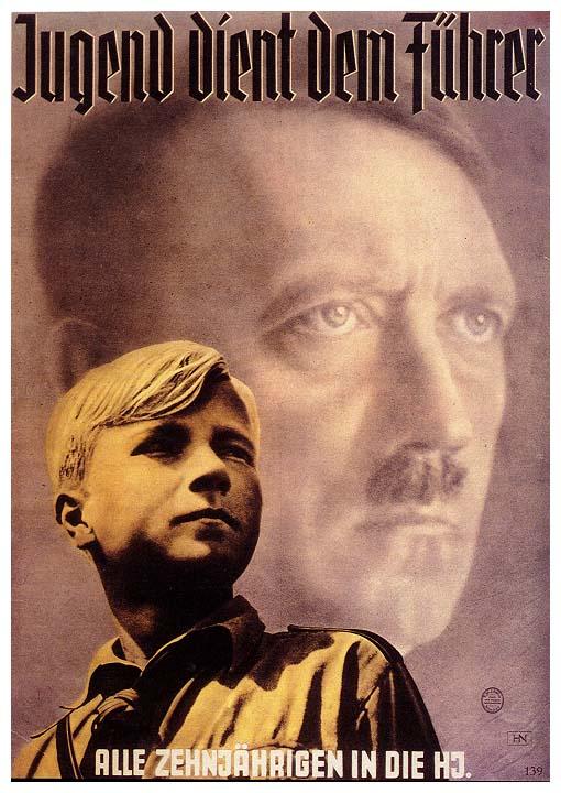 Plakaty Ii Niemieckie Postery Propagandowe Z Czasów 2